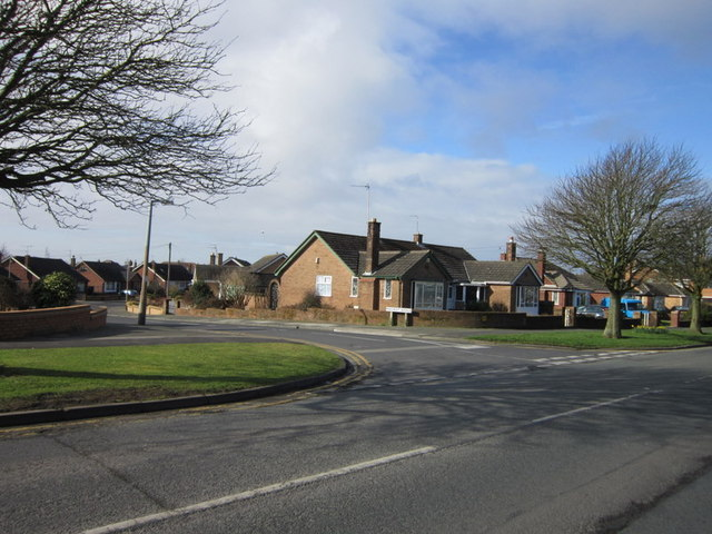 Maycroft Avenue off Poulton Road