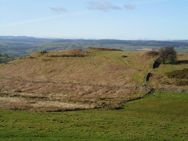 Gardden Iron Age Hillfort