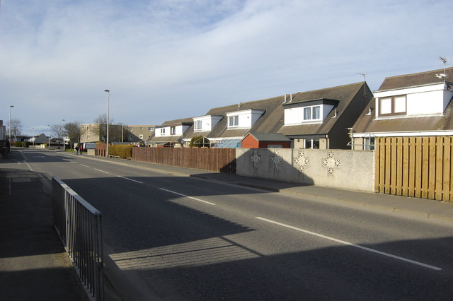 Netherview Avenue, Dyce