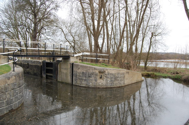 Cheshunt Lock