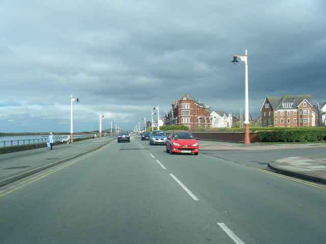 B5245 Promenade