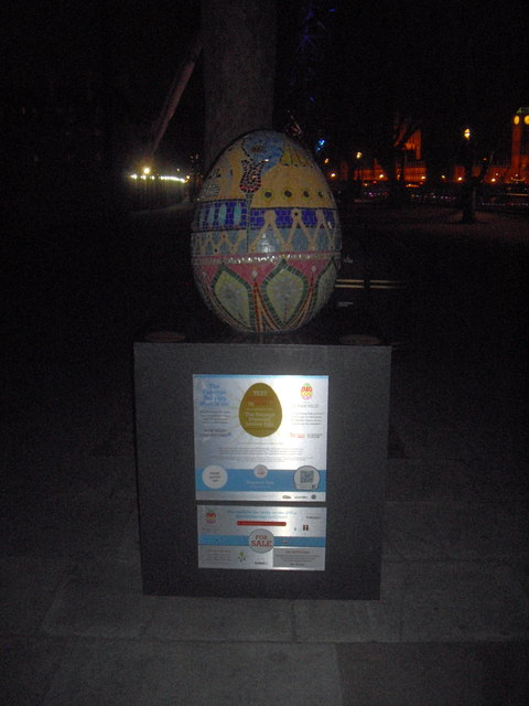 Egg 140 in The Fabergé Big Egg Hunt