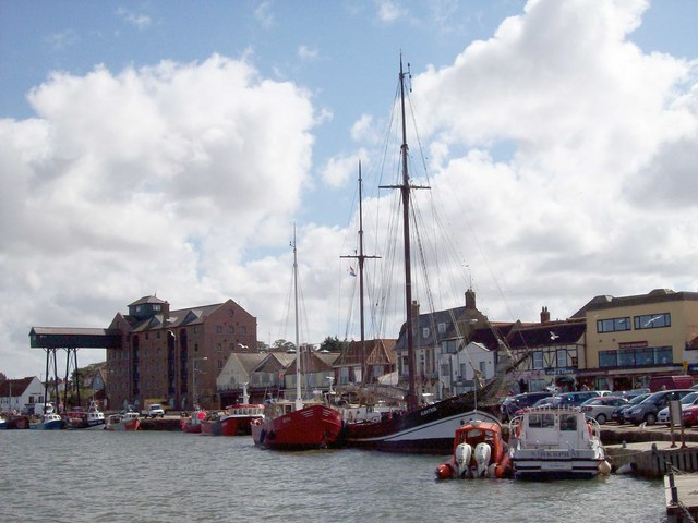 The Docks, Wells-next-the-Sea
