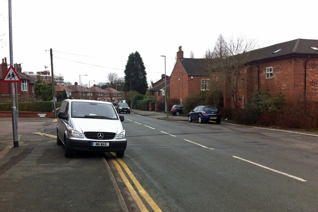 St Werburgh's Road, Chorlton