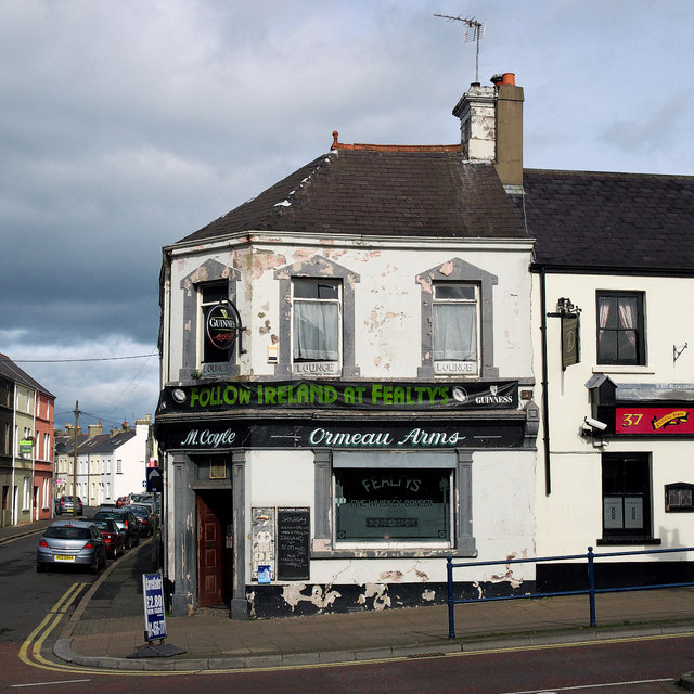 Public house, Bangor