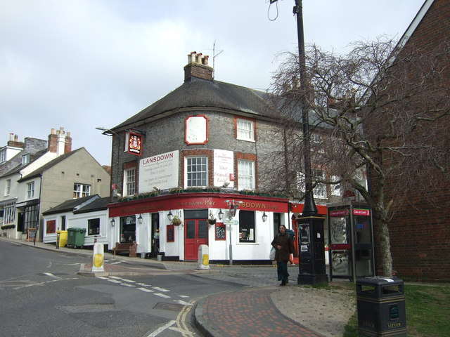 The Landsdown Arms, lewes