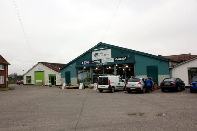 Burgess Drive Retail Park, Sealand Road