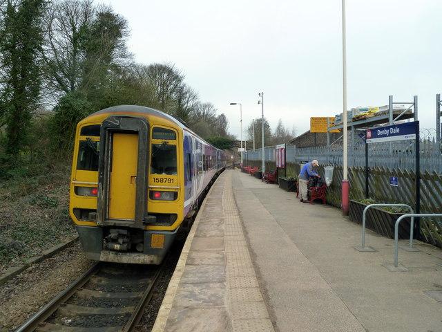 Denby Dale railway station
