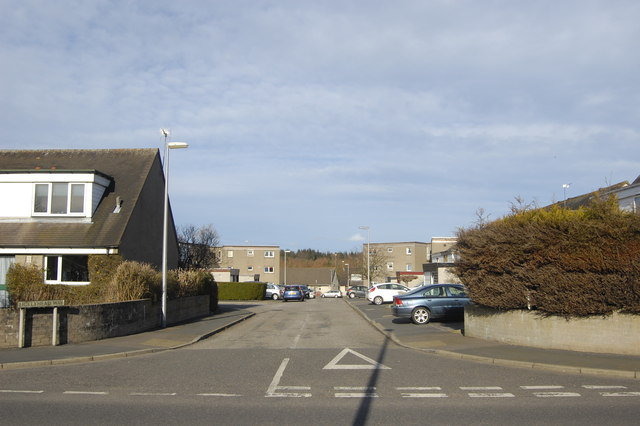 Licklyhead Way, Dyce