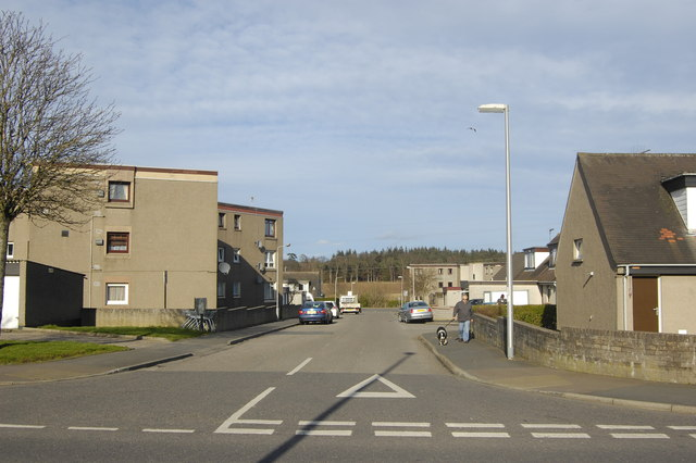 Todlaw Walk, Dyce
