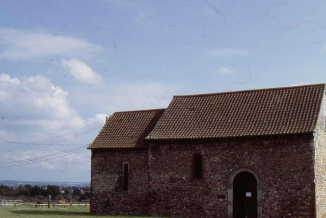 St Benedict's Church, Paddlesworth