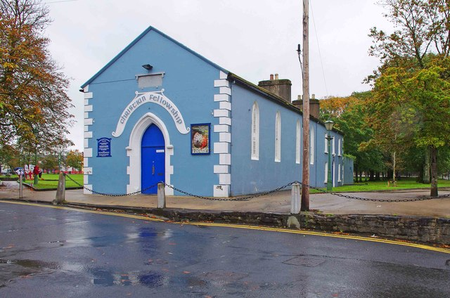 Castlebar Christian Fellowship, The Green, Castlebar, Co. Mayo