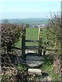 SE2611 : Stile on the Kirklees Way by Graham Hogg