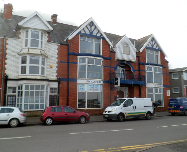 The M.C.C. Club, Mumbles, Swansea