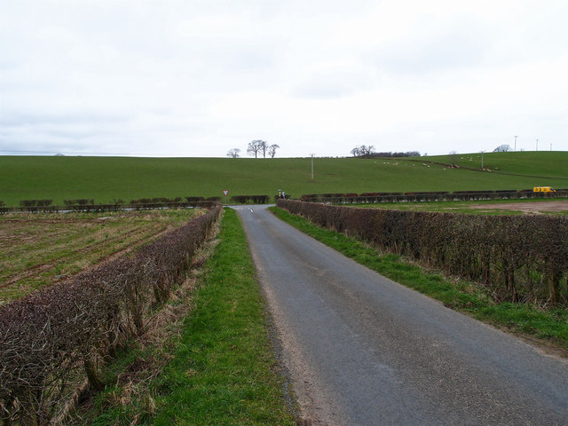 Minor Road near Stair