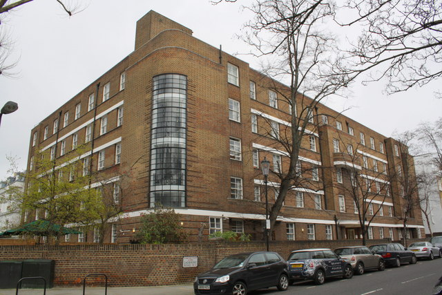 Bowden Court hostel, #24 Ladbroke Road