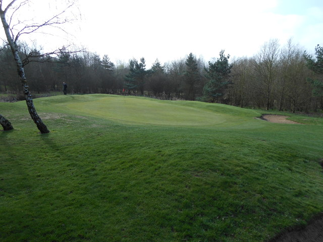 17th Green Rother Valley G.C.