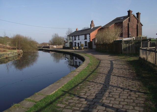 Canalside cottages