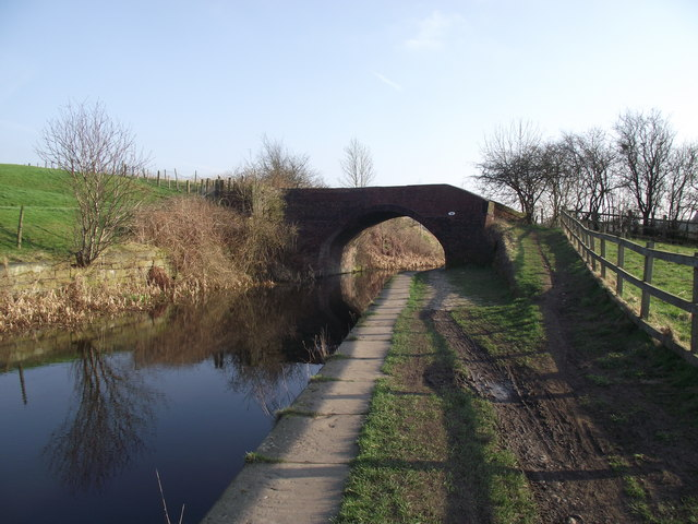 Bridge 13 on the Manchester, Bolton & Bury Canal
