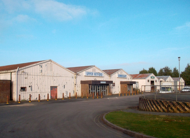 Upper Heyford Commissary