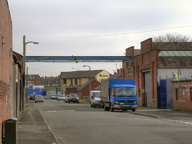 York Street, Radcliffe