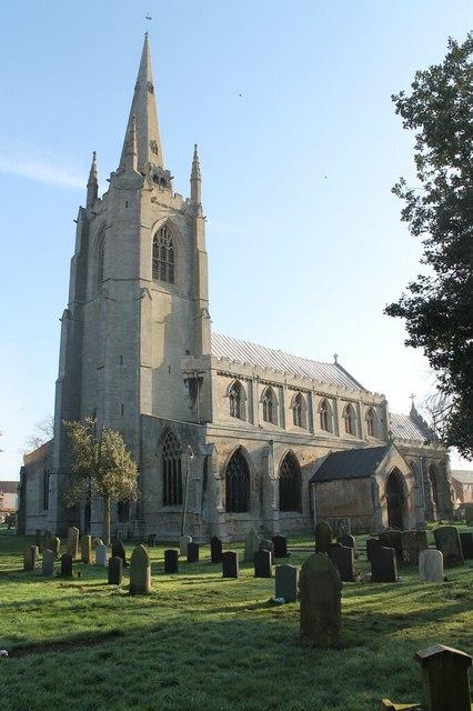 St Mary S Church Swineshead 169 J Hannan Briggs Cc By Sa 2