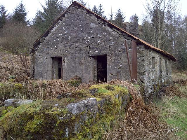 Ruins at Dunmore