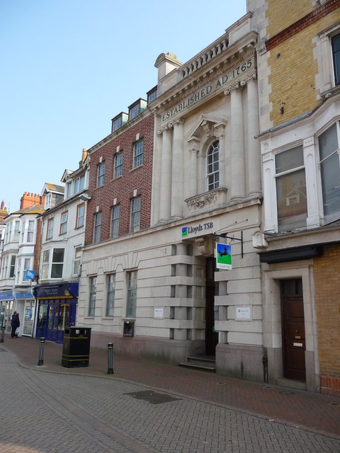 Weymouth - Lloyds TSB Bank