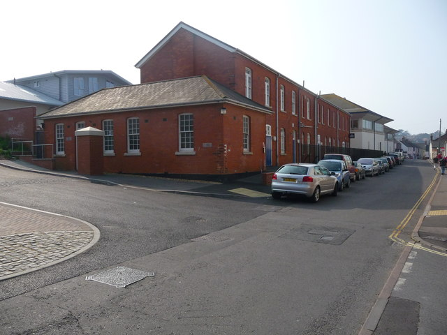 Weymouth - TA Centre