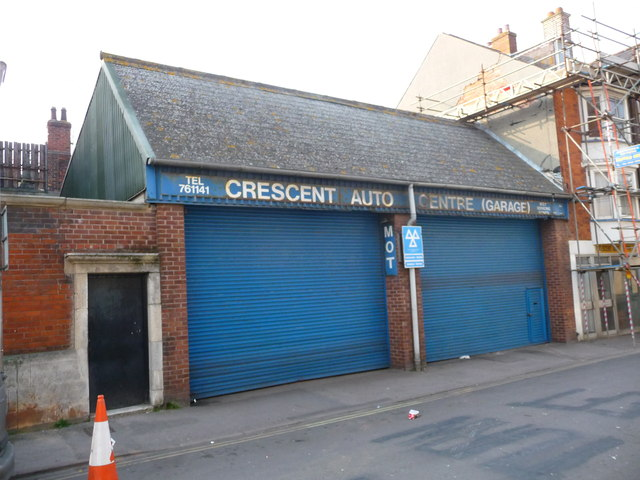 Weymouth - Crescent Auto Centre
