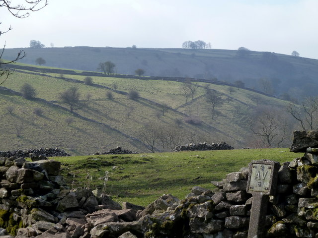 Landscape near Taddington