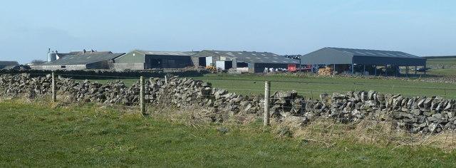 Fivewells Farm buildings