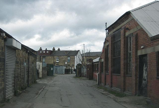 Calder Wharf Mills