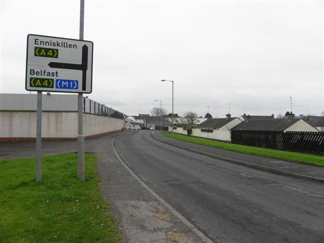 B107 Clabby Road, Fivemiletown