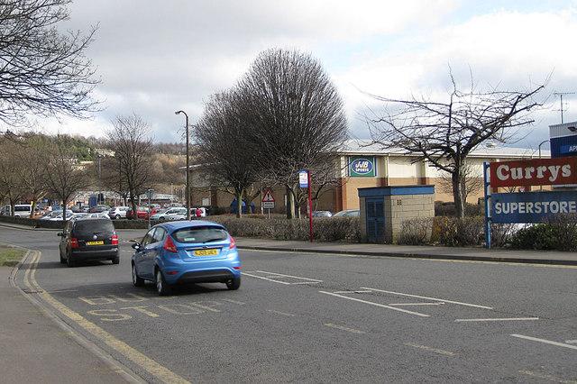 Link Road, Dewsbury