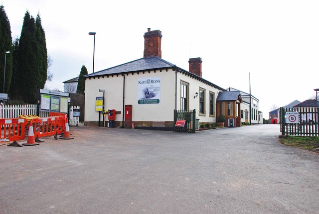 Katy O'Ryan's The Old Ticket Office (1), Station Road, Hartlebury