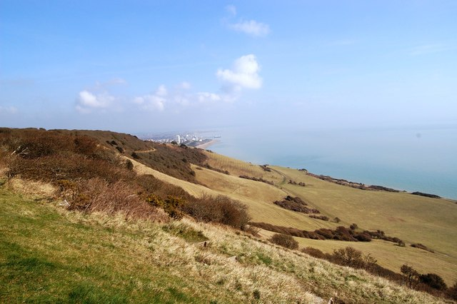 Coast by Beachy Head