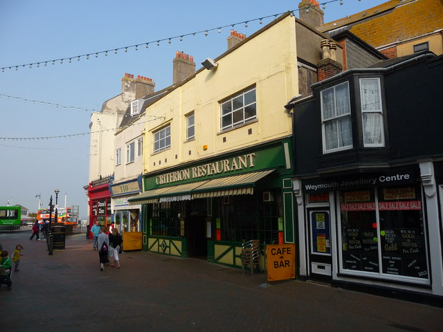 Weymouth - Criterion Restaurant