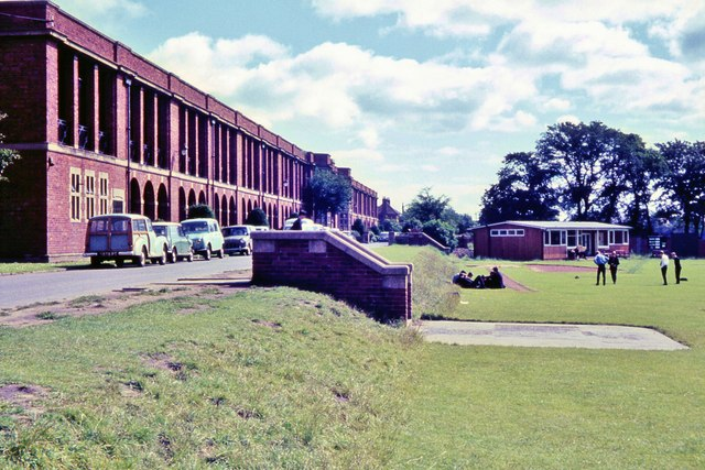 Heaton Grammar School Newcastle Upon 169 Chris Morgan Cc