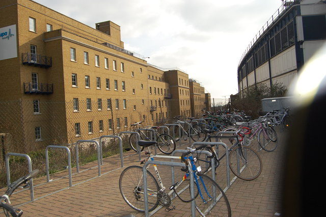 Bicycles by Brighton Station