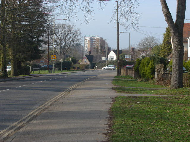 Kingfield Road