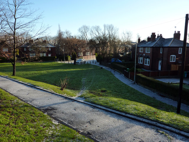 Housing at Weller Avenue, Chorlton
