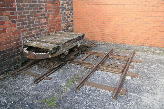 Apedale Valley Light Railway - Traverser