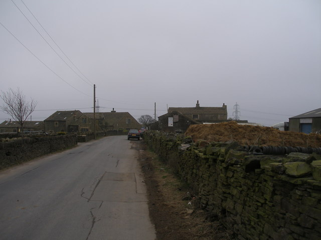 Towards Fly Laithe Stables And Hill Top 169 John Slater