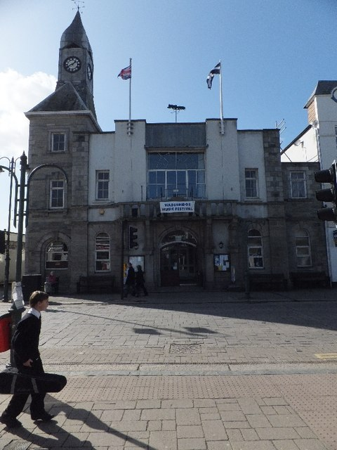 Wadebridge Town Hall