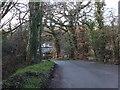 SW9864 : Bridge at Prince Park Farm  by David Smith