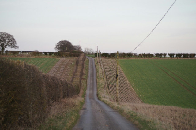 Access to Willesley Warren Farm