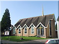 TL6645 : Methodist Church Haverhill by Keith Evans