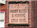 SJ8499 : Ragged School and Working Girls' Home by David Dixon