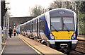 J3582 : Train, Whiteabbey station (2012-1) by Albert Bridge